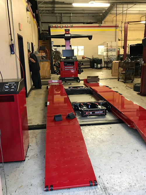 Alignment Services in Texas