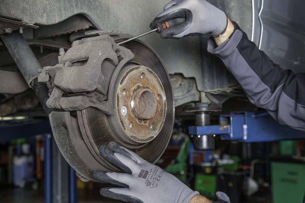The Ultimate Guide to Brake Repair